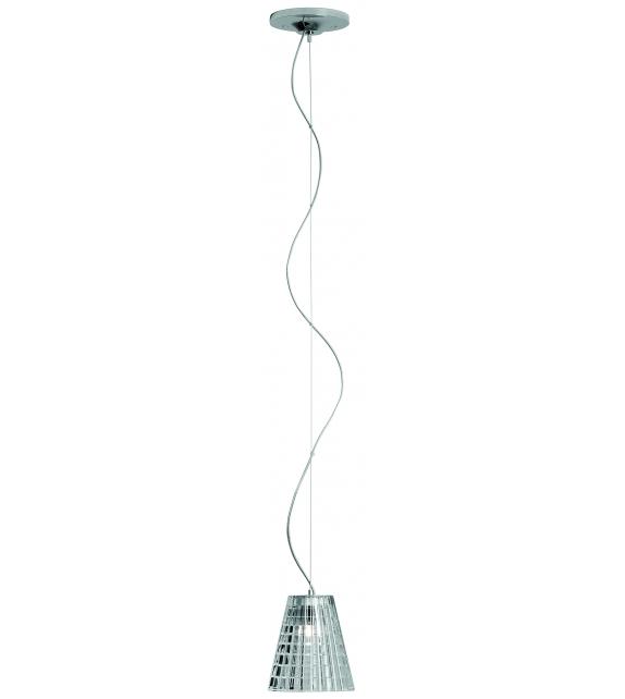 Flow D87 Fabbian Suspension Lamp
