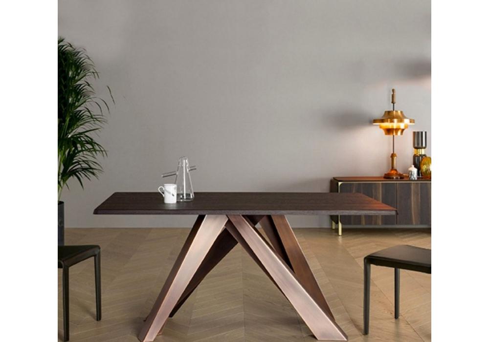 Big table bonaldo tavolo milia shop - Tavolo bonaldo big table ...