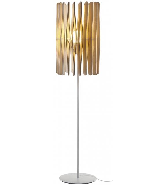 Stick F23 Fabbian Floor Lamp