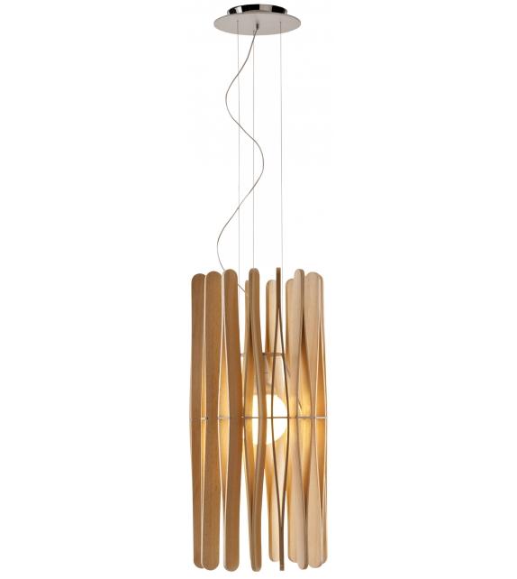 Stick F23 Fabbian Suspension Lamp