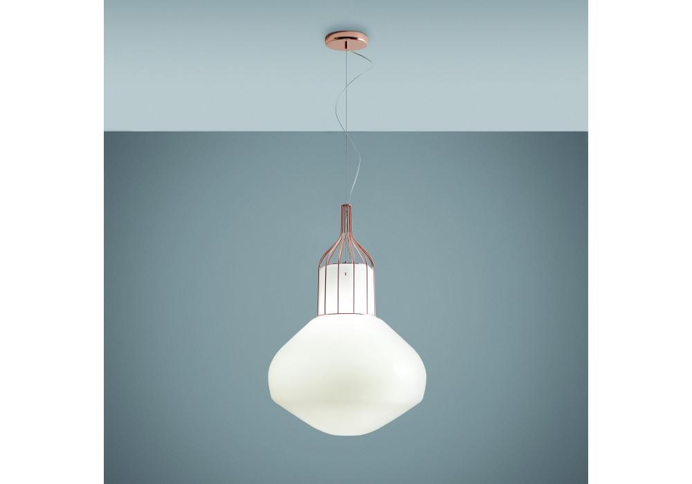 F27 Fabbian Shop Aérostat Milia Lamp Suspension b2HYeEDIW9