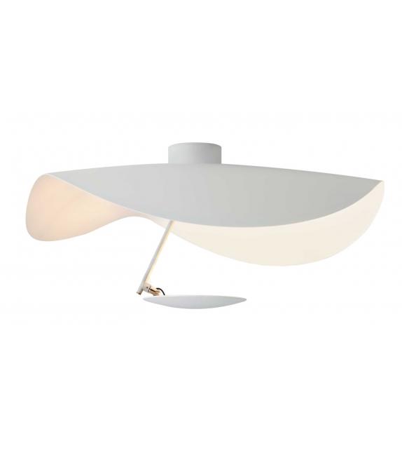 Lederam Manta CWS1 Catellani&Smith Ceiling / Wall Lamp