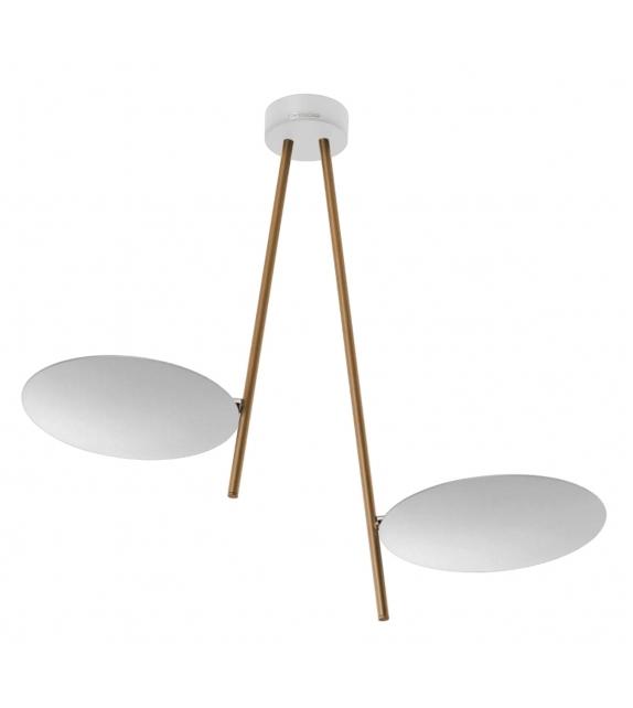 Lederam C2 Catellani&Smith Ceiling Lamp