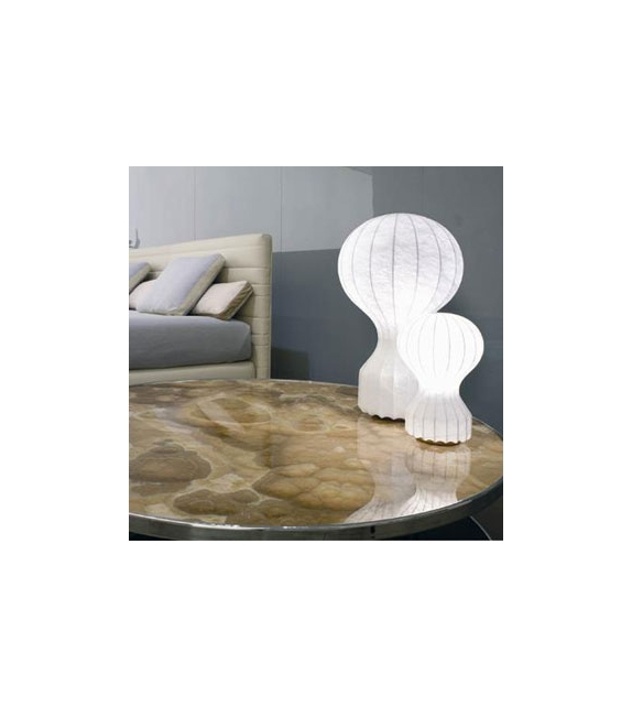 Gatto lampada da tavolo