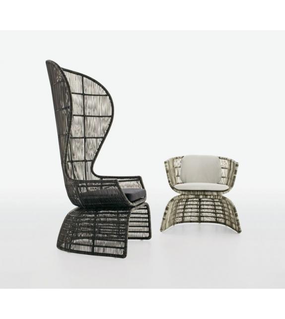 Crinoline fauteuil