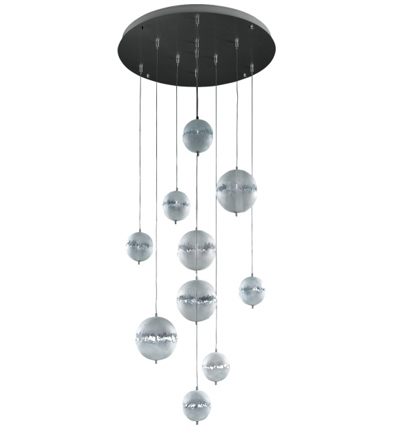 PostKrisi Chandelier Catellani&Smith