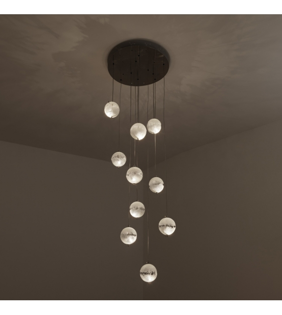 Chandelier PostKrisi Catellani&Smith