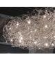 Fil de Fer Nuvola Catellani&Smith Suspension Lamp
