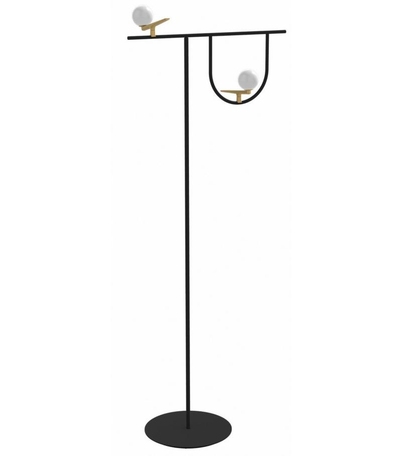 Yanzi artemide l mpara de pie milia shop for Artemide lamparas de mesa