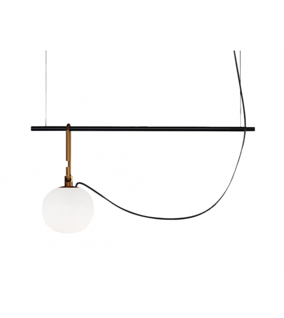 NH S1 14 Artemide Suspension Lamp