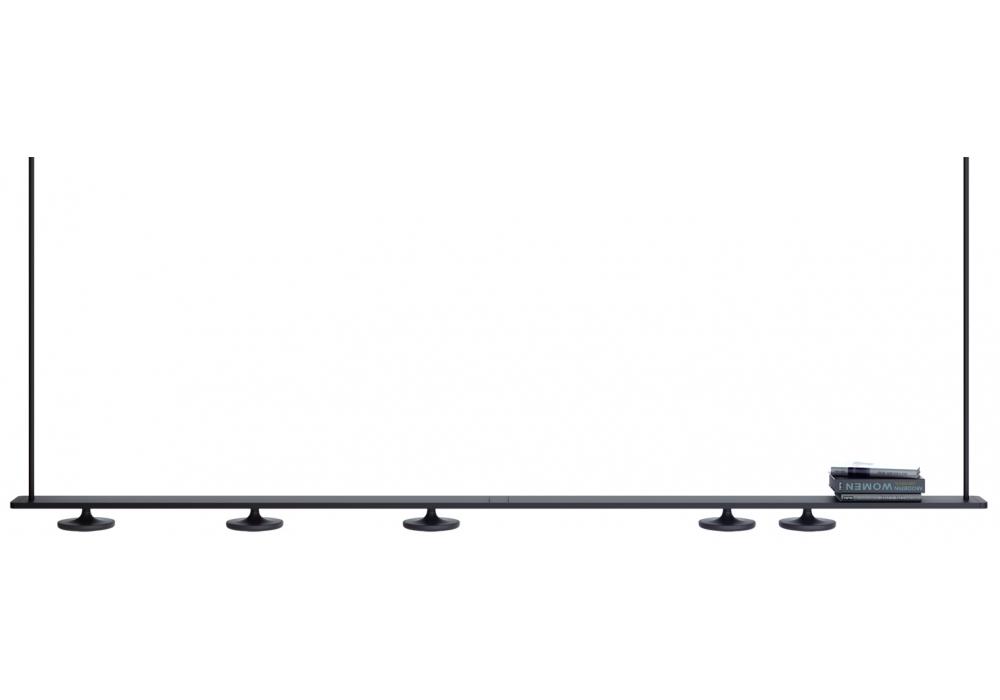 button estiluz lampe de suspension en rail milia shop. Black Bedroom Furniture Sets. Home Design Ideas