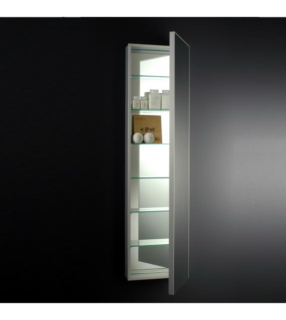 Square Boffi Mirror Cabinet