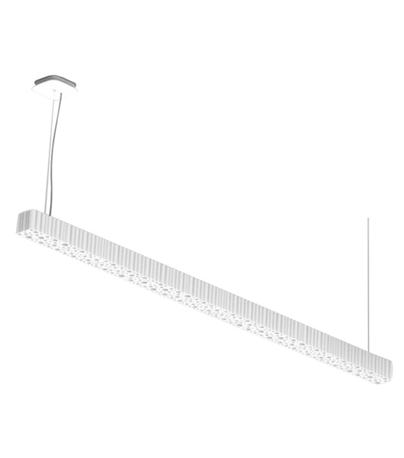 Calipso Linear Stand Alone Artemide Suspension Lamp