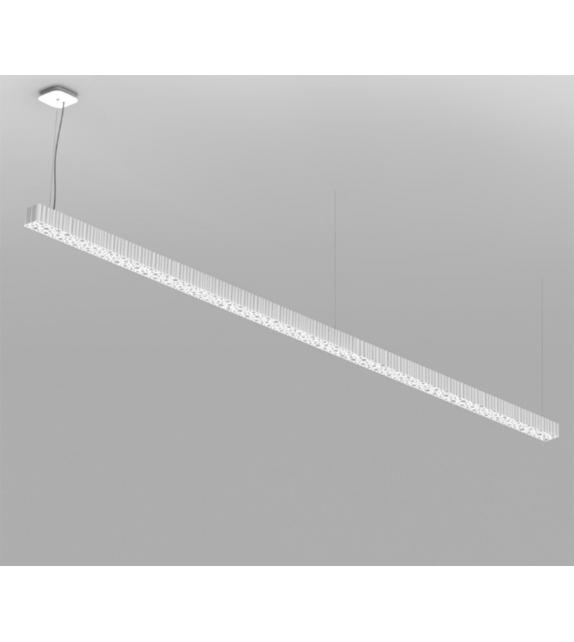Calipso Linear Stand Alone Artemide Lámpara de Suspensión