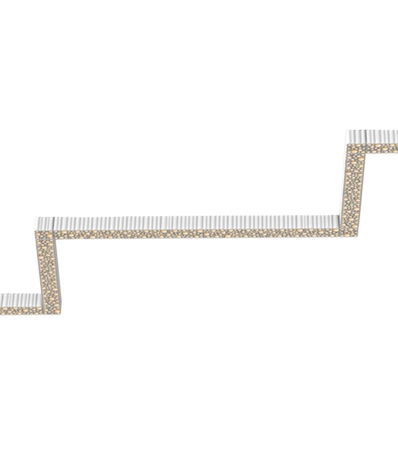 Calipso Linear System Artemide Lámpara de Techo