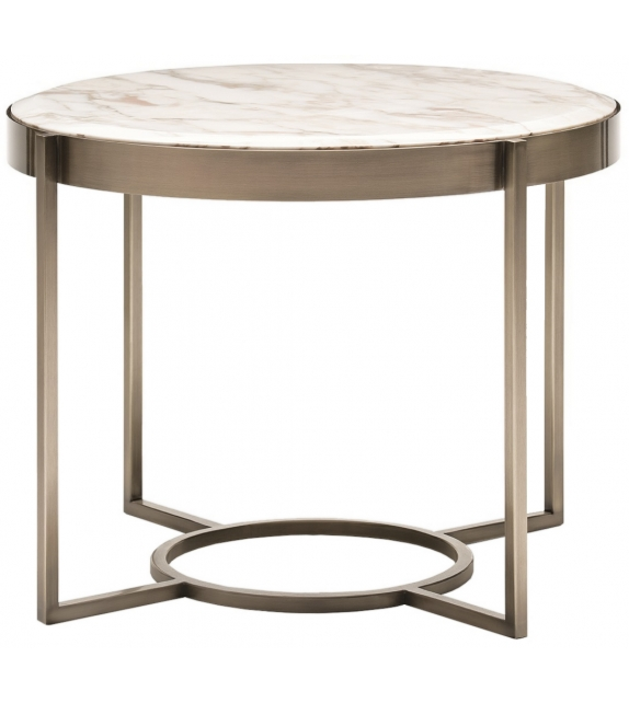 Raoul Opera Contemporary Side Table