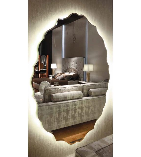 Lullaby Opera Contemporary Mirror