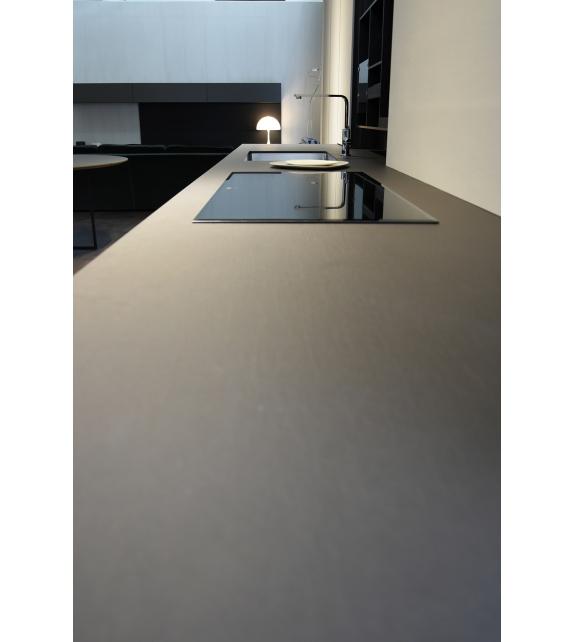 In Ausstellung - MH6-Blade Modulnova Küche