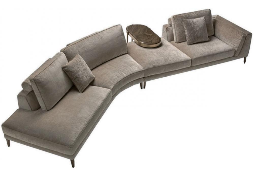 Ferdinand Opera Contemporary Modular Sofa - Milia Shop