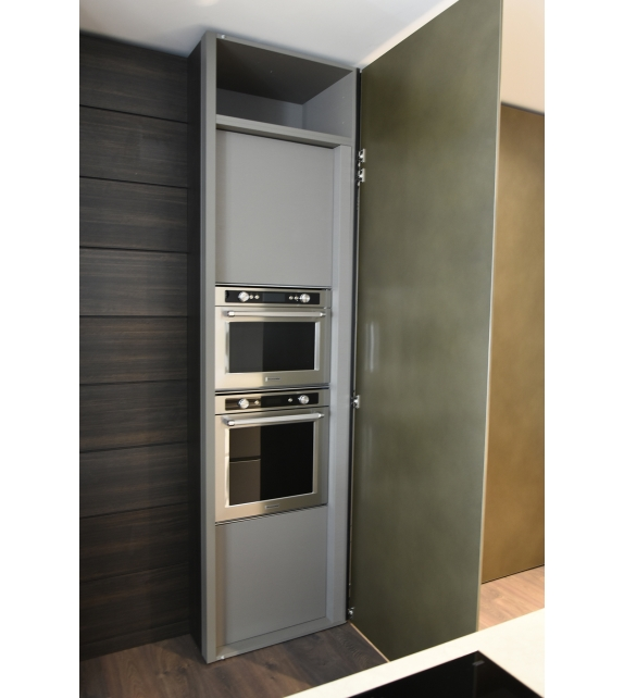 In Ausstellung - Twenty-Blade Modulnova Küche