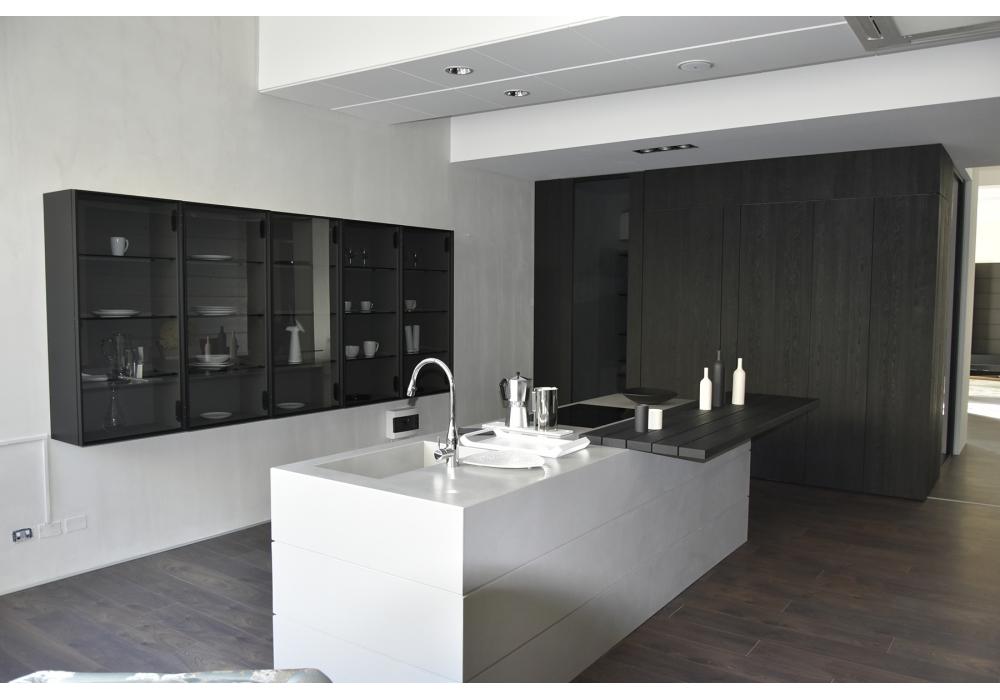 In esposizione blade modulnova cucina milia shop for Cucina shop