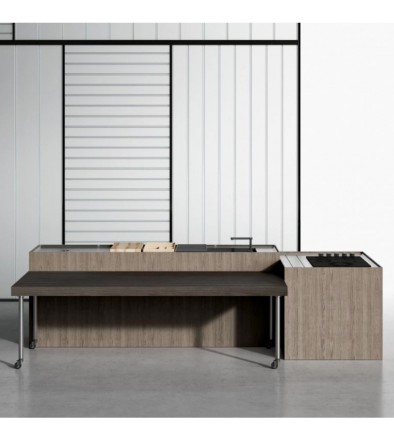 Combine Boffi Kitchen