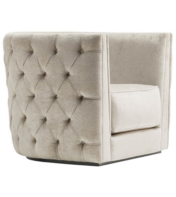 Leandro Opera Contemporary Armchair
