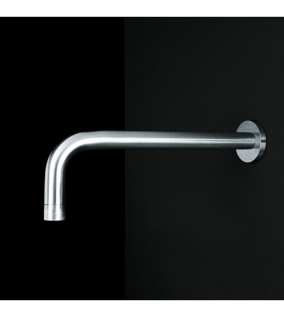 Minimal Boffi Wall-Mounted Spout for Washbasin