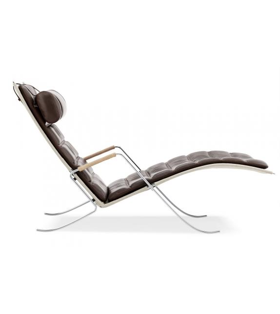 Lange Production Chaise Lounge FK 87 Grasshopper