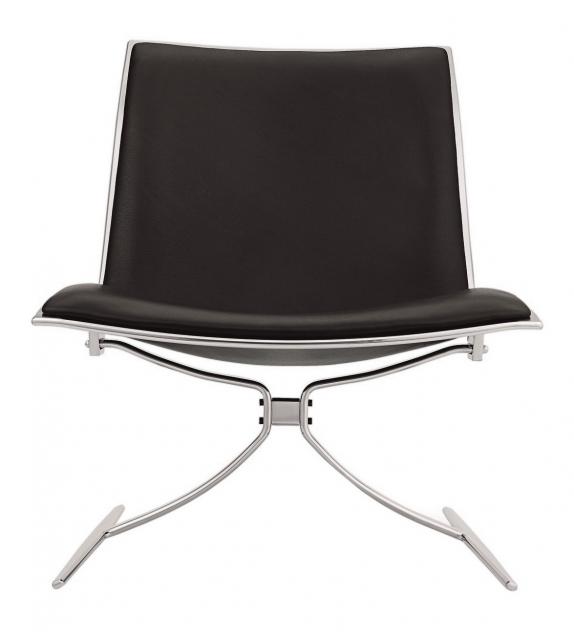 JK 710 Skater Chair Lange Production Petit Fauteuil