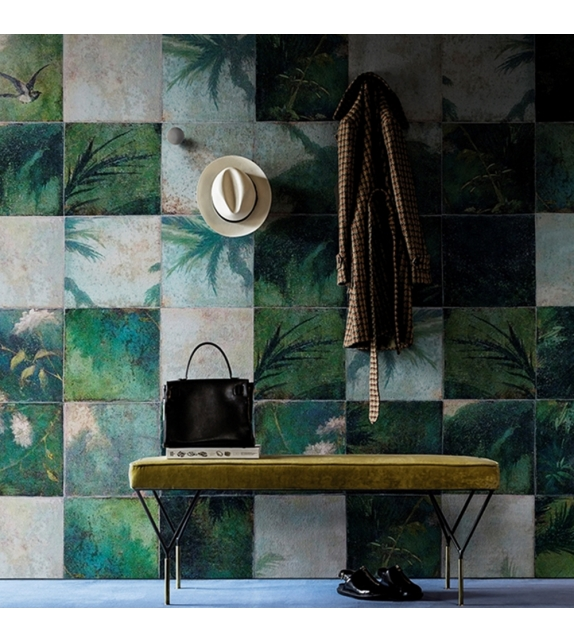 Exotic Damier Wall&Decò Wallpaper