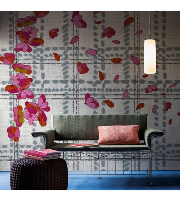 Scottish Blumen Wall&Decò Wallpaper