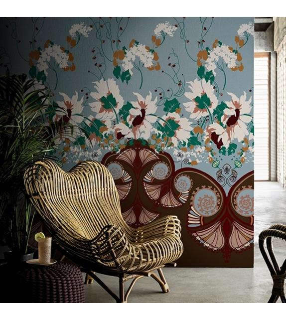 Jasminum Wallpaper Wall&Decò