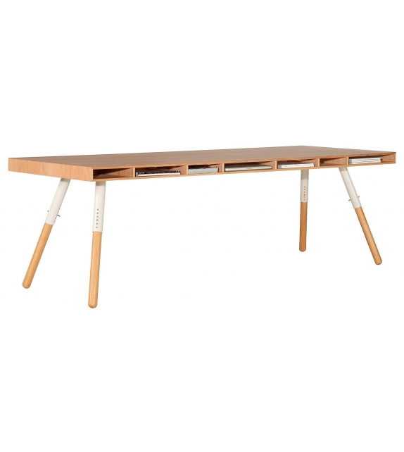 Woody Spectrum Bar Table