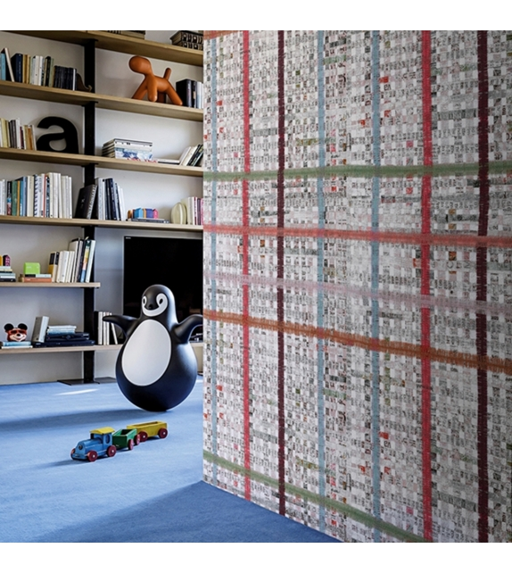 Collage Wallpaper Wall&Decò