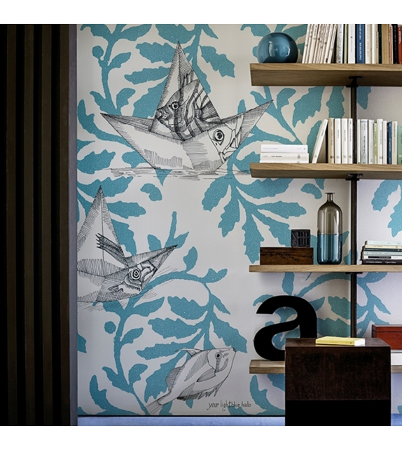 Flag Forest Wall&Decò Papier Peint