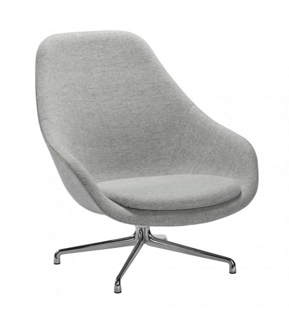 About a Lounge Chair High AAL 91 Hay Sessel