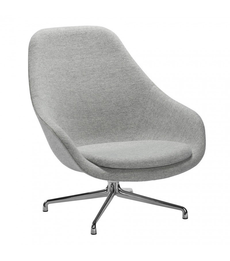 Hay About a Lounge Chair High AAL 91 Fauteuil Milia Shop