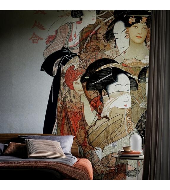 Nouveau Geisha Wall&Decò Empapelado