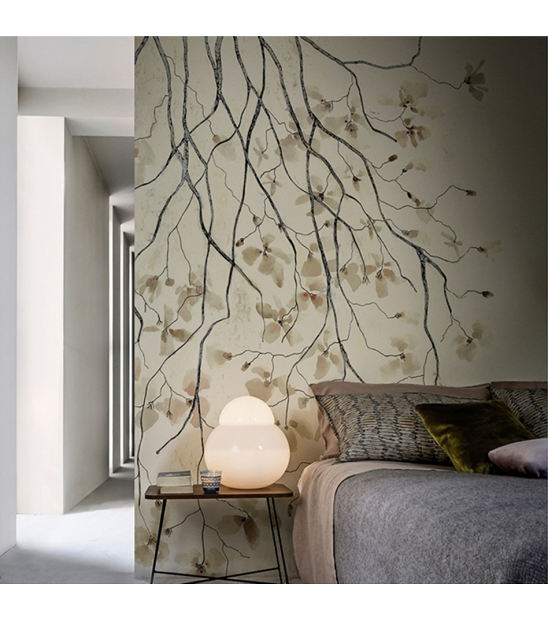 Ramage wall dec wallpaper milia shop for Wall and deco showroom milano