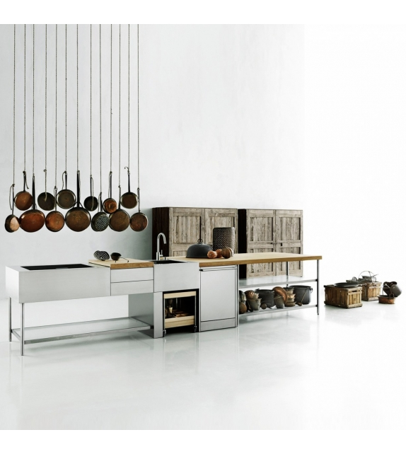 Open Boffi Kitchen