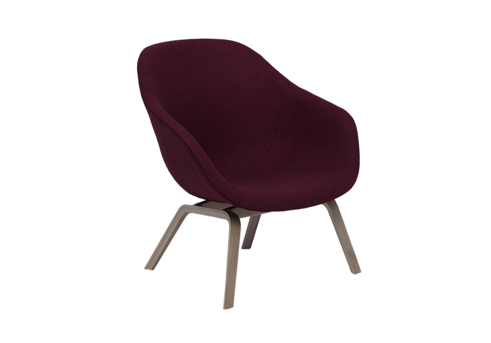 hay about a lounge chair low aal 83 sessel - Bergroer Sessel Und Ottomane