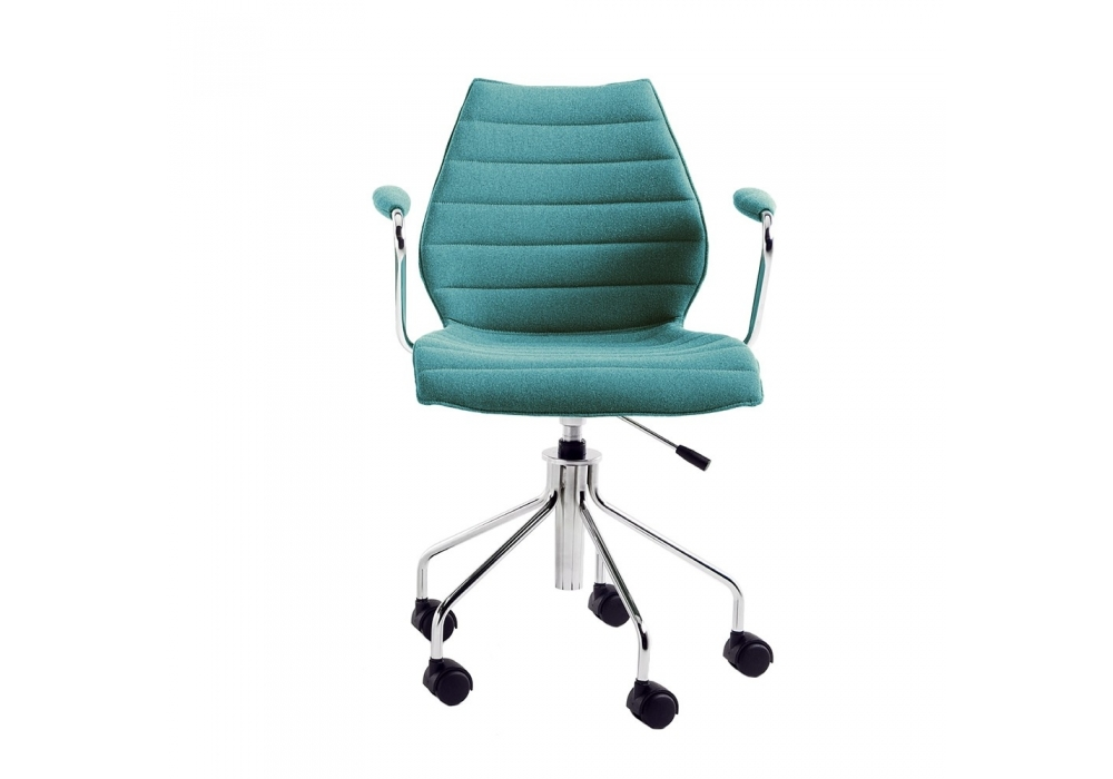 Ordinaire Maui Soft Kartell Chair On Wheels