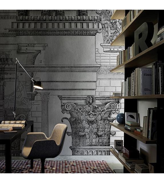 Rafale Wallpaper Wall&Decò