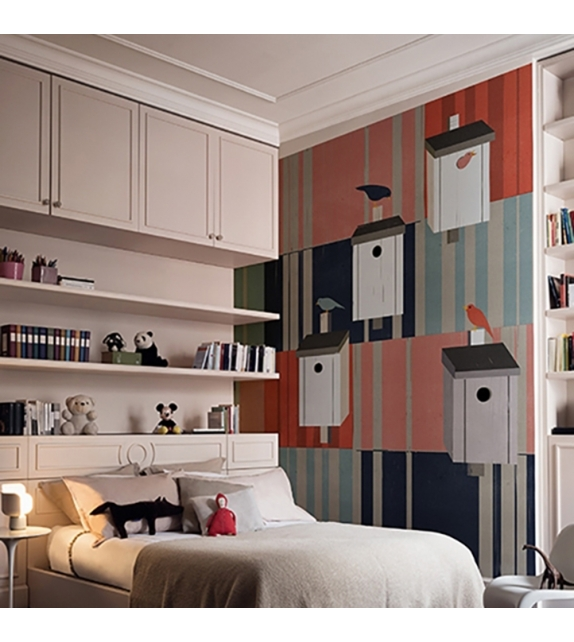 Bidi Wallpaper Wall&Decò