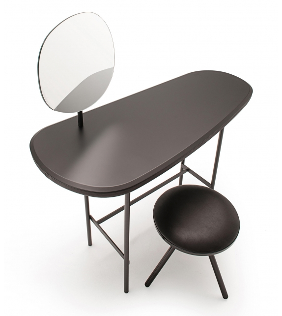 Pebble Vanity Living Divani Writing Desk