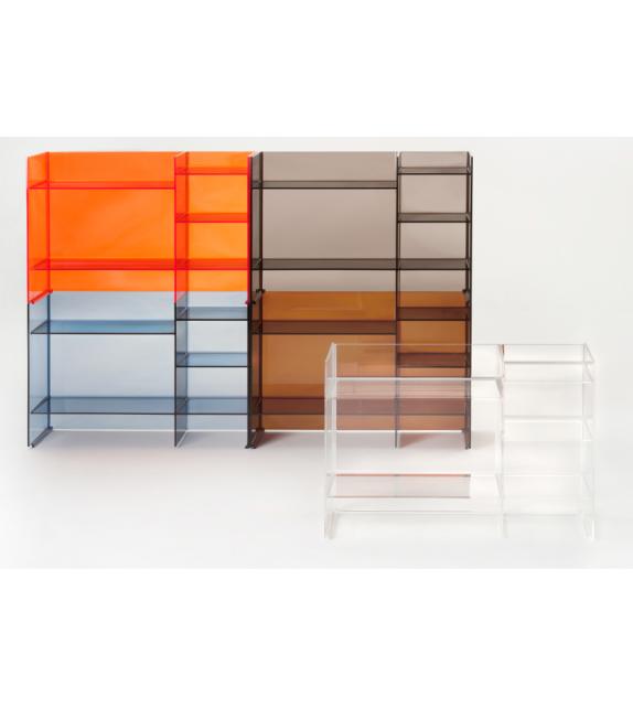 Kartell: Sound-Rack bookcase