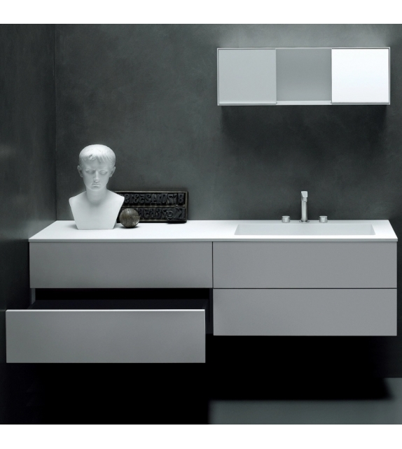 Simple Boffi Bathroom System