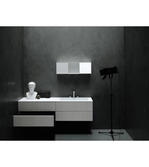 Simple Boffi Bathroom System