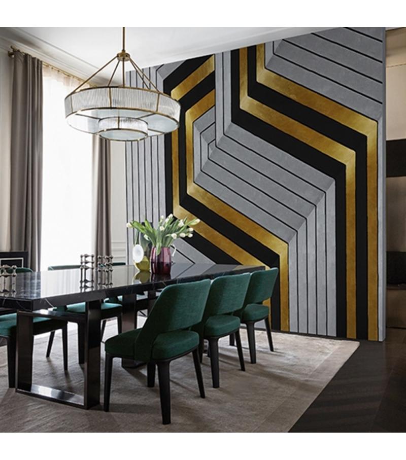 Golden Hook Wall&Decò Wallpaper